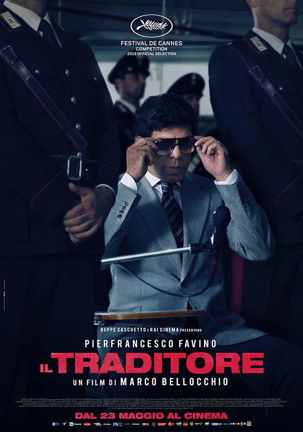 Il Traditore - Il Nuovo film di Marco Bellocchio, al cinema dal 23 maggio